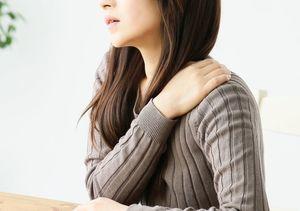 頚椎椎間板ヘルニアの画像