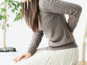 腰の痛みについての画像