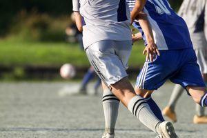 股関節痛の画像