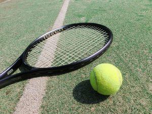 テニス肘の画像