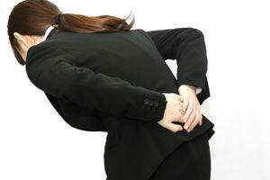 腰痛(慢性腰痛)の画像